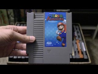 Mike Matei: Mario Adventure - Super Mario Bros. 3 Hack -