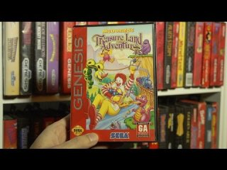 Mike Matei: McDonald's Treasure Land Adventure (Sega Genesis)