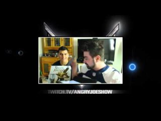 Angry Joe Show: Angry Joe Streaming Evil Within!