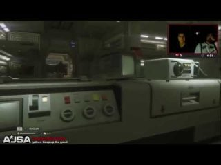 Angry Joe Show: AngryJoe Plays Alien: Isolation!