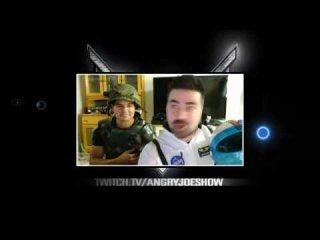 Angry Joe Show: AngryJoe Streaming Alien Isolation!