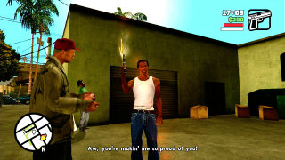 Giant Bomb: Quick Look: Grand Theft Auto: San Andreas Remastered