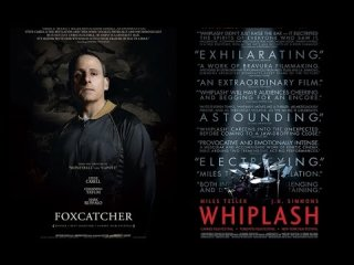 Your Movie Sucks: Quickie: Foxcatcher, Whiplash (VIFF 2014: Part 3)
