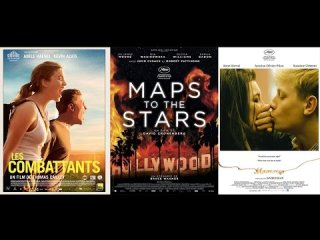 Your Movie Sucks: Quickie: Les Combattants, Maps to the Stars, Mommy (VIFF 2014: Part 1)