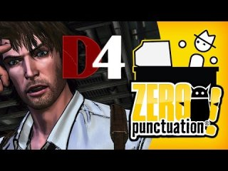 Zero Punctuation: D4: Dark Dreams Don't Die