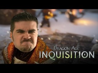 Angry Joe Show: AngryJoe Dragon Age: Inquisition - Impressions
