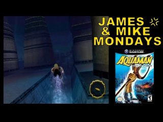 James & Mike Mondays: Aquaman: Battle for Atlantis (Gamecube)