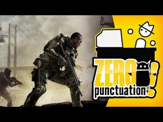 Zero Punctuation: Call of Duty: Advanced Warfare