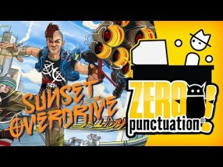 Zero Punctuation: Sunset Overdrive - Trying Too Hard?