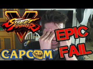 Angry Joe Show: Street Fighter V & Capcom's Copyright Claims