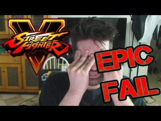 Angry Joe Show: Street Fighter V Exclusivity!