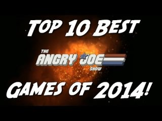 Angry Joe Show: Top 10 BEST Games of 2014!