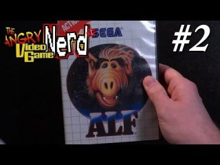 Angry Video Game Nerd: ALF - Episode 123