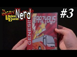 Angry Video Game Nerd: CrazyBus - Episode 124