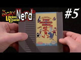 Angry Video Game Nerd: Rocky and Bullwinkle - Episode 126