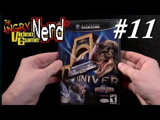 Angry Video Game Nerd: Universal Studios Theme Parks Adventure (Gamecube) Angry Video Game Nerd - Episode 132