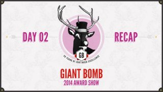 Giant Bomb: Game of the Year 2014: Day Two Recap