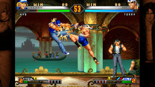 Giant Bomb: Quick Look: The King of Fighters '98 Ultimate Match Final Edition