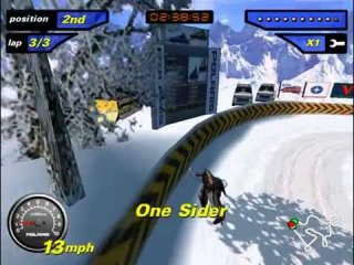 Accursed Farms: Ross's Game Dungeon: Polaris Snocross