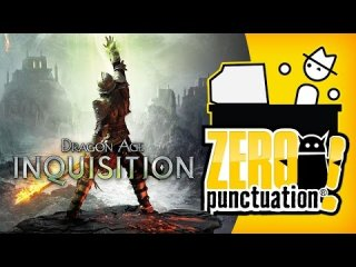 Zero Punctuation: Dragon Age Inquisition - Fantasy Commander Shepard