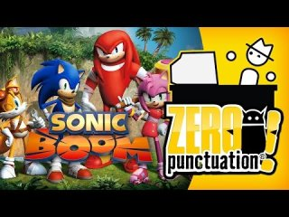 Zero Punctuation: Sonic Boom - Boom or Bust