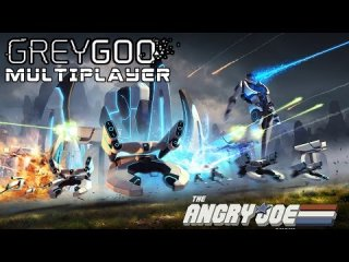 Angry Joe Show: AngryJoe Plays GreyGoo! [Multiplayer]