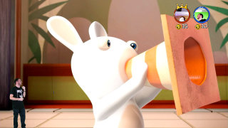 Giant Bomb: Quick Look: Rabbids Invasion: The Interactive TV Show