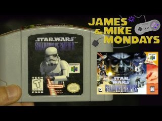 James & Mike Mondays: Star Wars: Shadows of the Empire (N64) Part 1 -