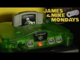 James & Mike Mondays: Star Wars: Shadows of the Empire (N64) Part 2 -