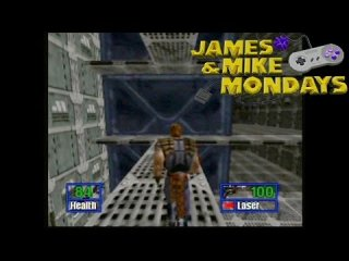 James & Mike Mondays: Star Wars: Shadows of the Empire (N64) Part 4 -