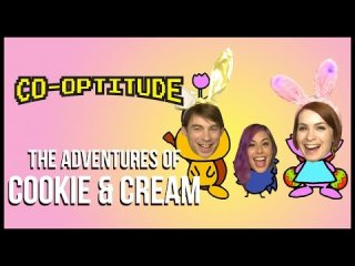 Co-Optitude: The Adventures of Cookie & Cream w/ ihascupquake Let's Play: Co-Optitude Ep 75