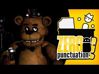 Zero Punctuation: Five Nights at Freddys & This War of Mine