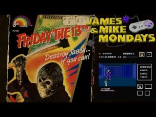 James & Mike Mondays: Friday the 13th (NES)