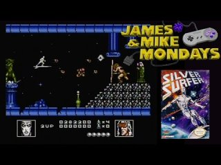 James & Mike Mondays: Silver Surfer (NES)