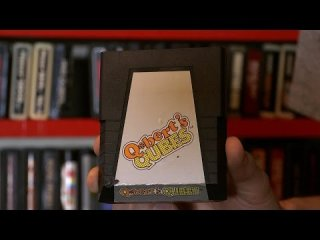 Mike Matei: Q*bert's Qubes (Atari 2600) game review