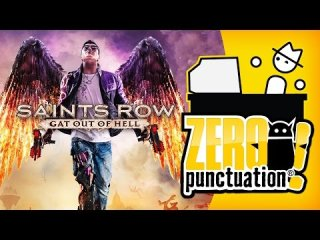Zero Punctuation: Saints Row: Gat Out Of Hell