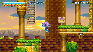 Giant Bomb: Quick Look: Freedom Planet