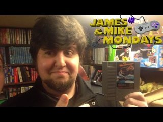 James & Mike Mondays: 3-D WorldRunner (NES) with JonTron -
