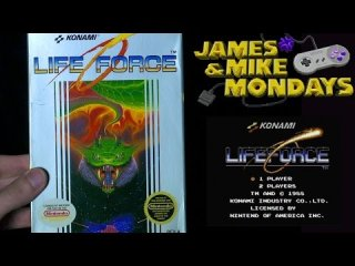 James & Mike Mondays: Life Force (NES)