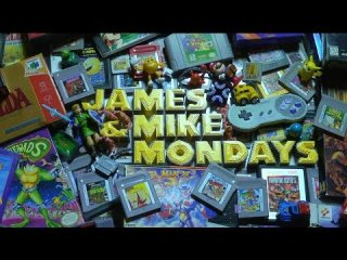 James & Mike Mondays: Probotector / Contra (NES Game) guest Doug Walker Nostalgia Critic -