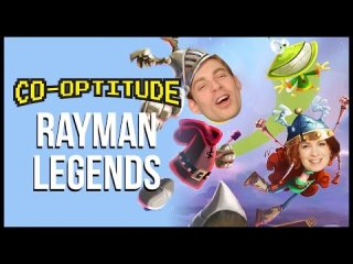 Co-Optitude: Rayman Legends Let's Play: Co-Optitude Ep 84