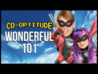 Co-Optitude: Wonderful 101 Let's Play: Co-Optitude Ep 85