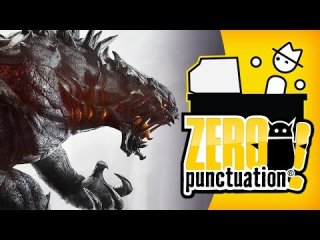 Zero Punctuation: Evolve - One vs Multiplayer