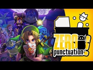 Zero Punctuation: The Legend of Zelda: Majora's Mask 3D
