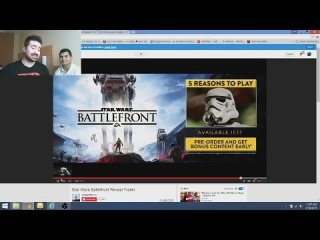 Angry Joe Show: AngryJoe Battlefront Reveal Impressions!