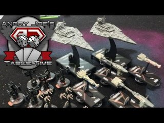 Angry Joe Show: Star Wars: Armada [AJ's TableTime!]