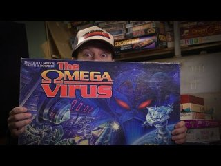 Board James: Omega Virus (Episode 20) Game Review