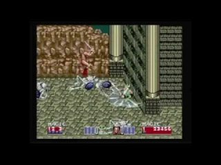 James & Mike Mondays: Golden Axe II (Sega Genesis)