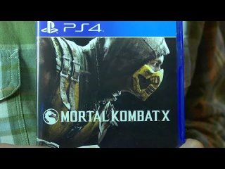 James & Mike Mondays: Mortal Kombat X - PlayStation 4 Gameplay - Video Game Let's Play -