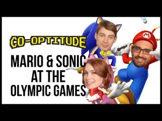 Co-Optitude: Mario & Sonic at the Olympic Games Let's Play: Co-Optitude Ep 87